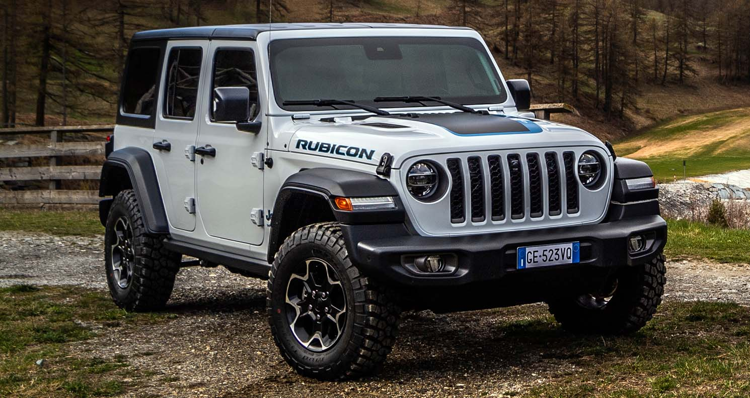 Jeep Wrangler 4xe – The Best Of 4×4 Goes Electric To Go Anywhere