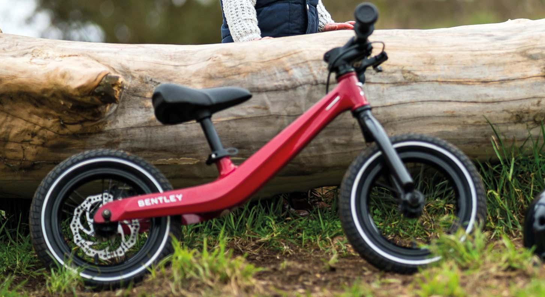 The Bentley Balance Bike For Children – Inspiring Extraordinary Adventures