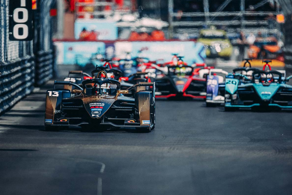 Formula E – Magic In Monaco – Da Costa Leaves It Late To Snatch Victory After Epic Three-Way Fight