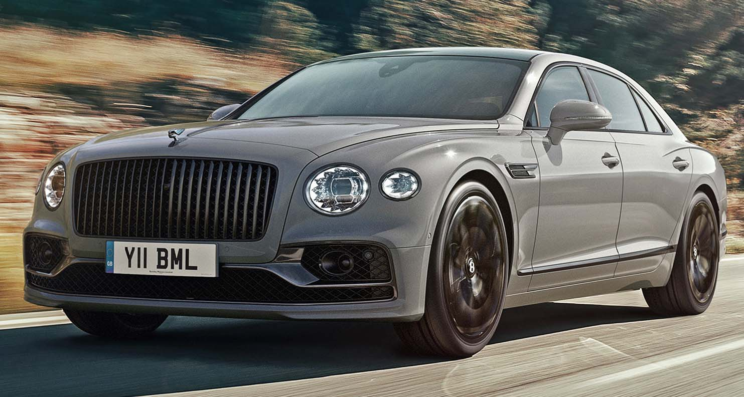 Bentley Flying Spur In Detail: Making The Best Car Even Better