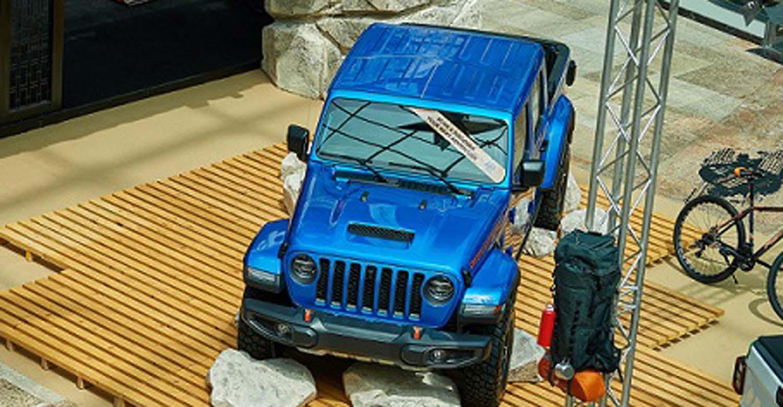 Jeep's World Of Versatility, Customisation And Adventure At Auto Fest 2021