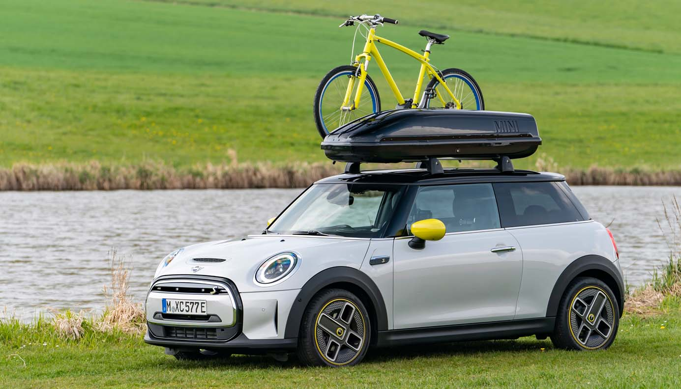 MINI Electric With Mini Genuine Accessories – Versatile, Stylish And Sustainable On Tour