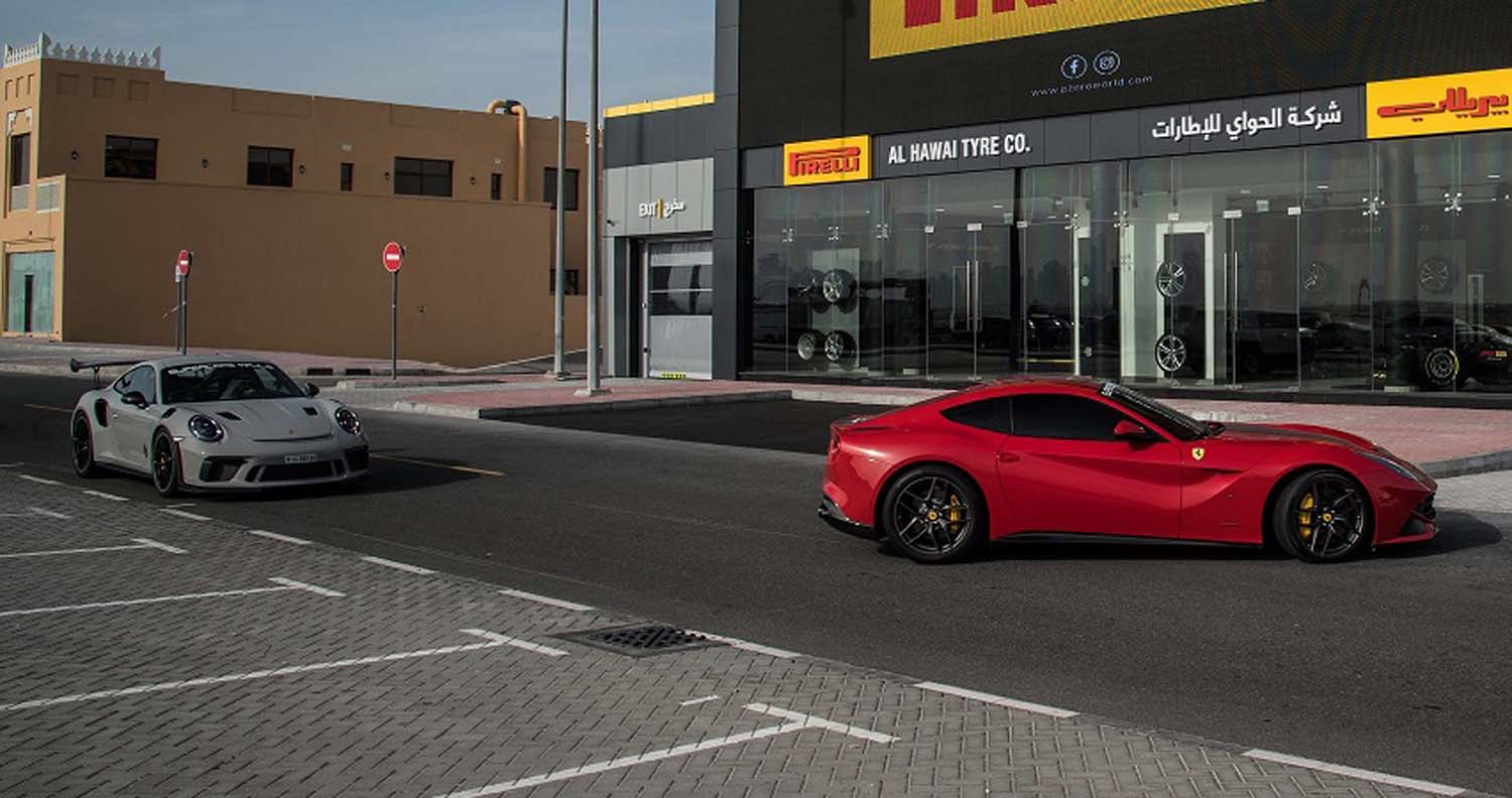 UAE Motorists Can Now Experience Performance And Style With Pirelli This Summer