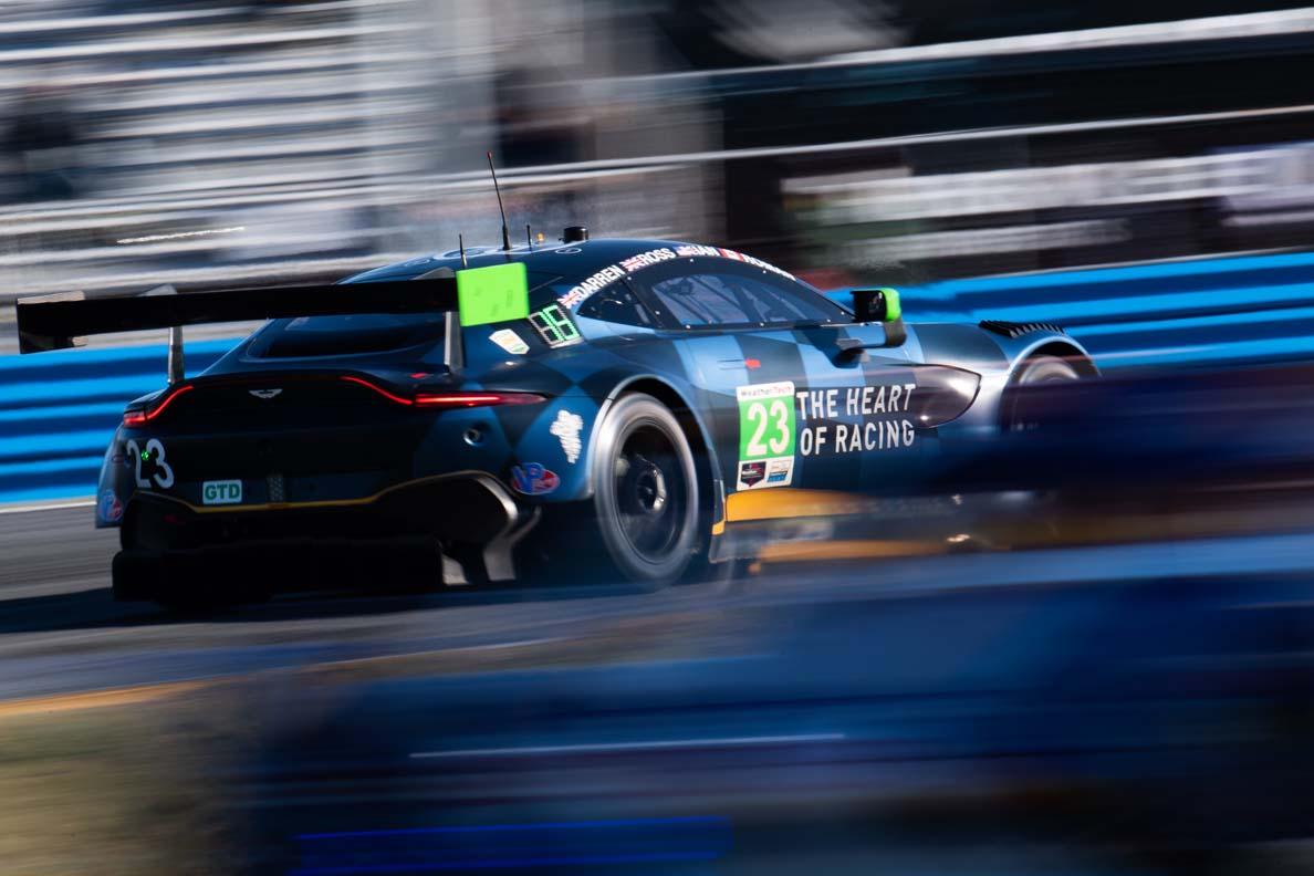 Aston Martin Racing Driver Academy Back On