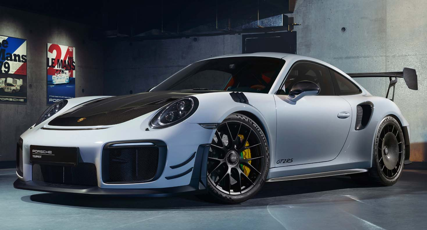 Porsche Extends Individualisation Programme And Offers Customers To Design One-off Cars