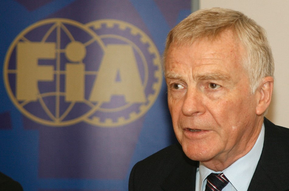 FIA Pays Tribute To Former President Max Mosley: 1940-2021