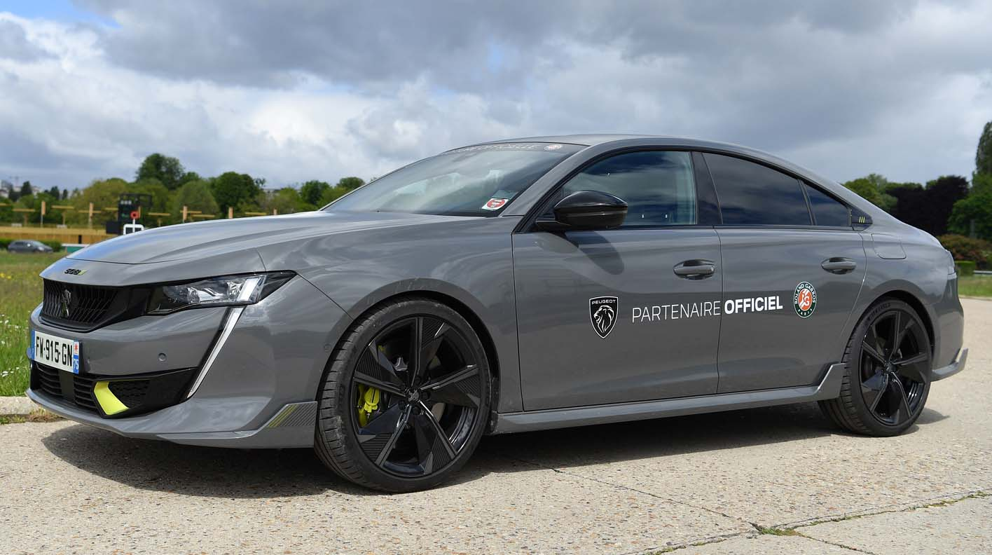 Peugeot Is Making Mobility Electric At The Roland-garros 2021 Tournament