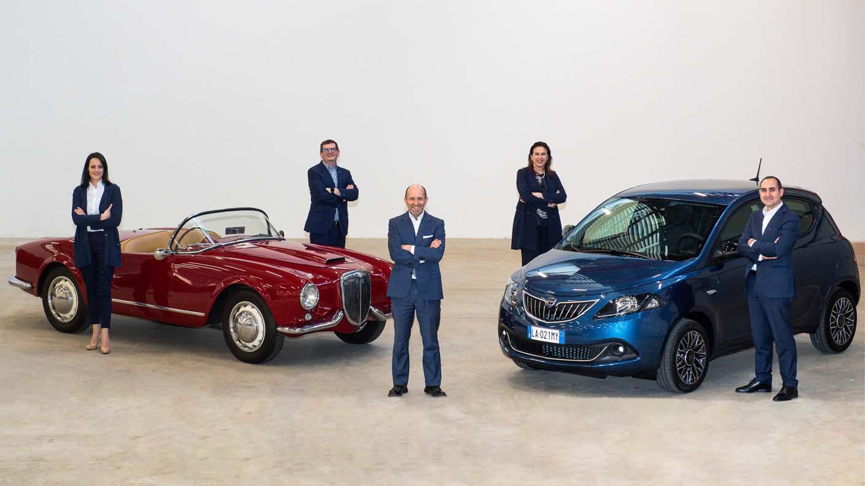 Jean-Pierre Ploué, Stellantis Chief Design Officer Will Lead Lancia Renaissance