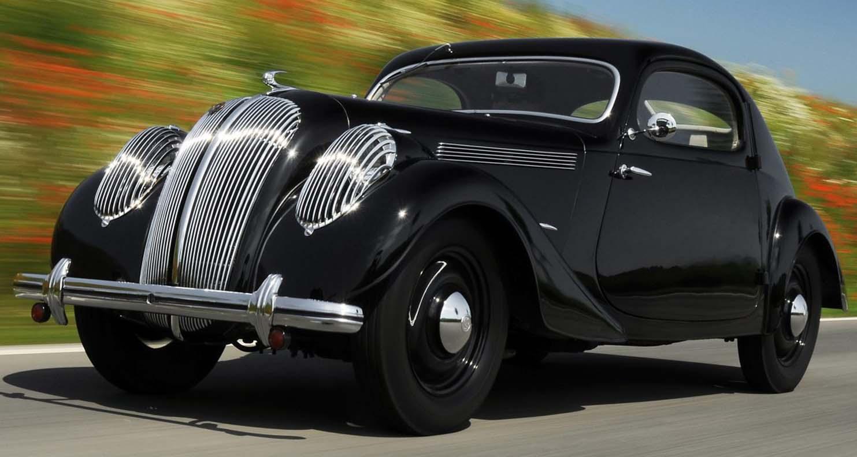 Škoda Popular Sport (1936) – Outstanding Success At The Monte Carlo Rally