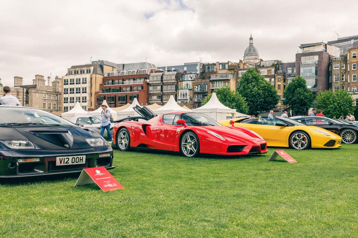 London Concours Closes Its Gates After A Spectacular Third Day