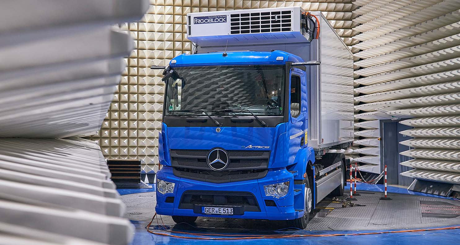 Mercedes-Benz eActros – World Premiere On June 30