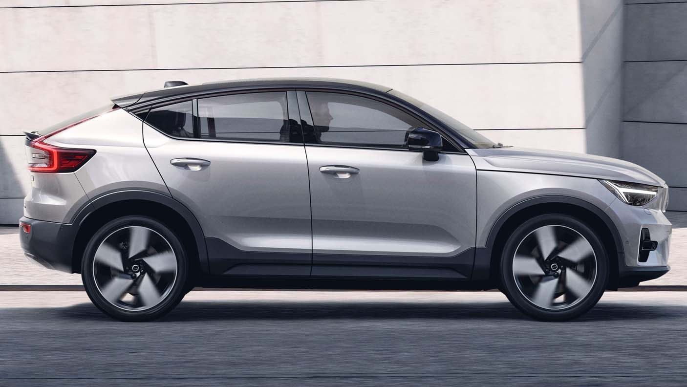 Volvo Opens Order Books For The New All-Electric C40 Recharge