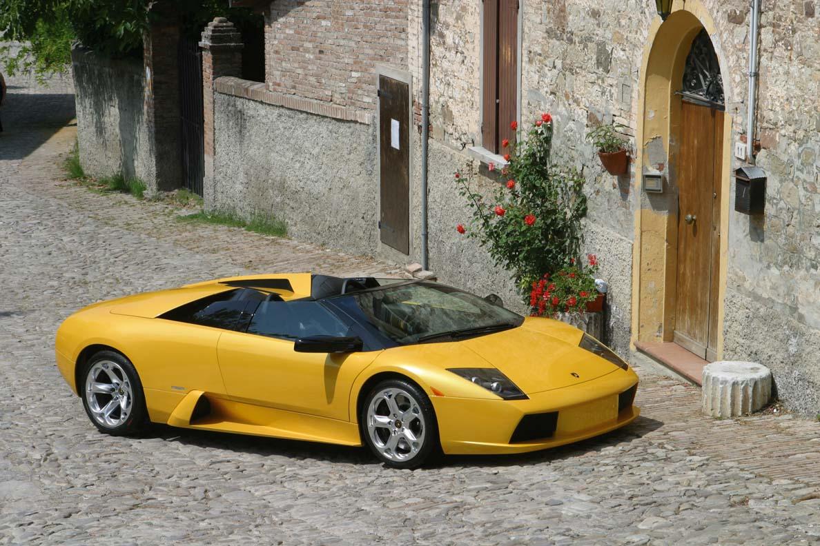 The Flagship Lamborghini V12 At 60° Engine – Performance And Emotion