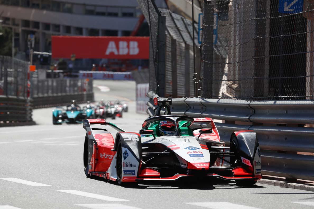 Home Round For Audi In Formula E In Mexico