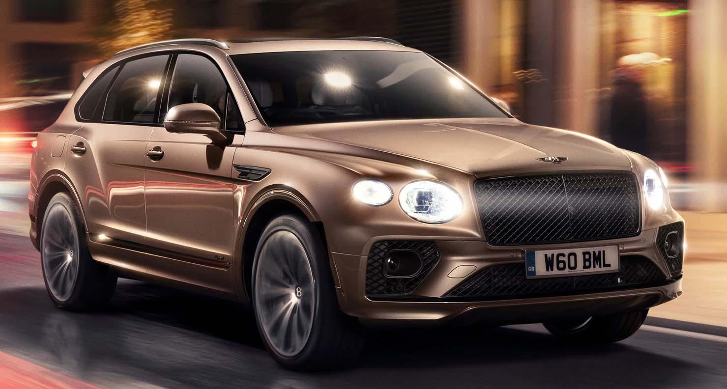 New Bentley Bentayga Hybrid Launches In UK And Europe