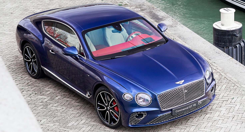 Handcrafted Bentley Interior Inspires Bespoke Luxury Yacht Design