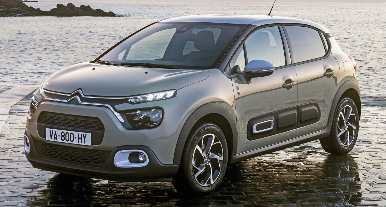 New Citroën C3 Saint James Limited Edition – The Expression Of French Casual Chic