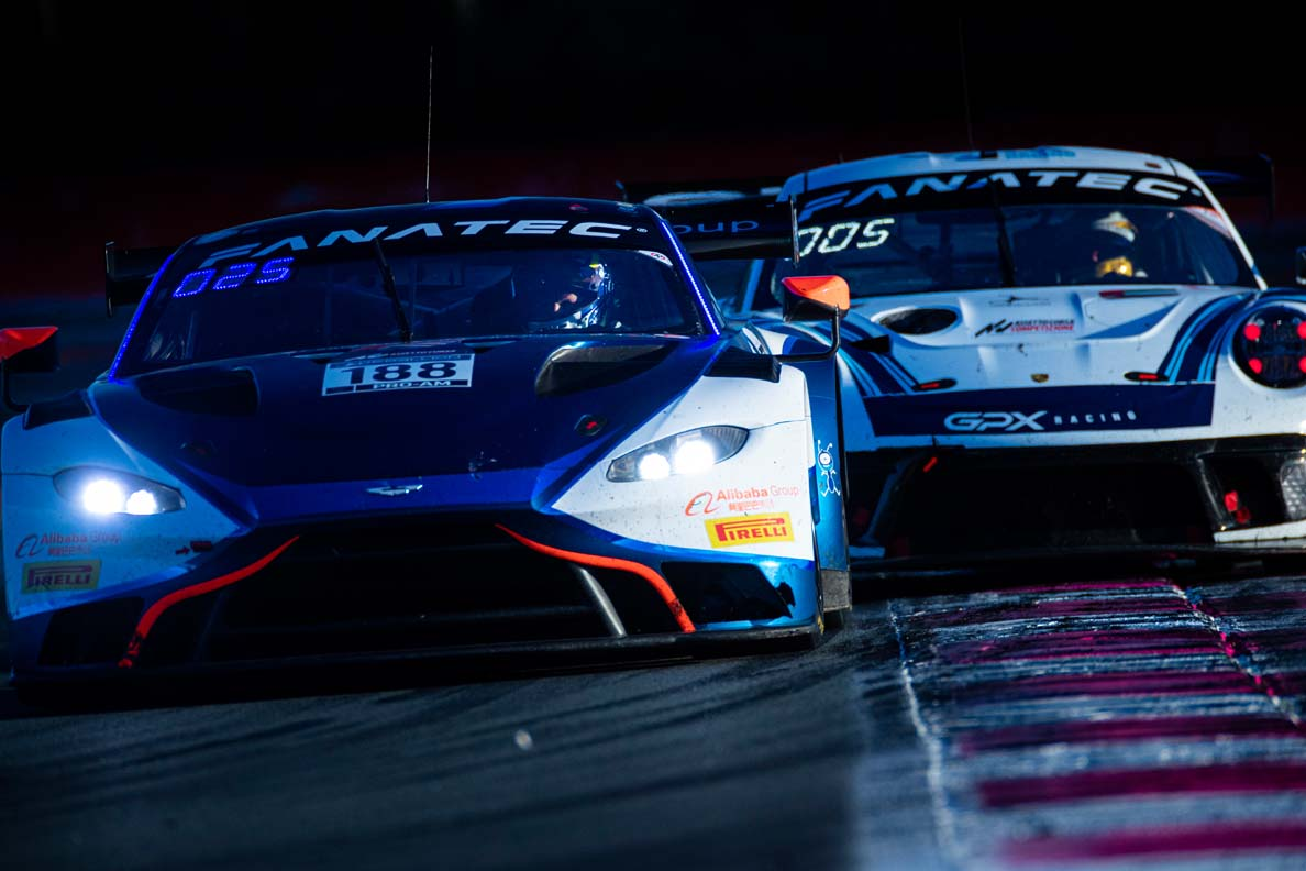 Aston Martin Racing – Spa 24 Hours Announcement