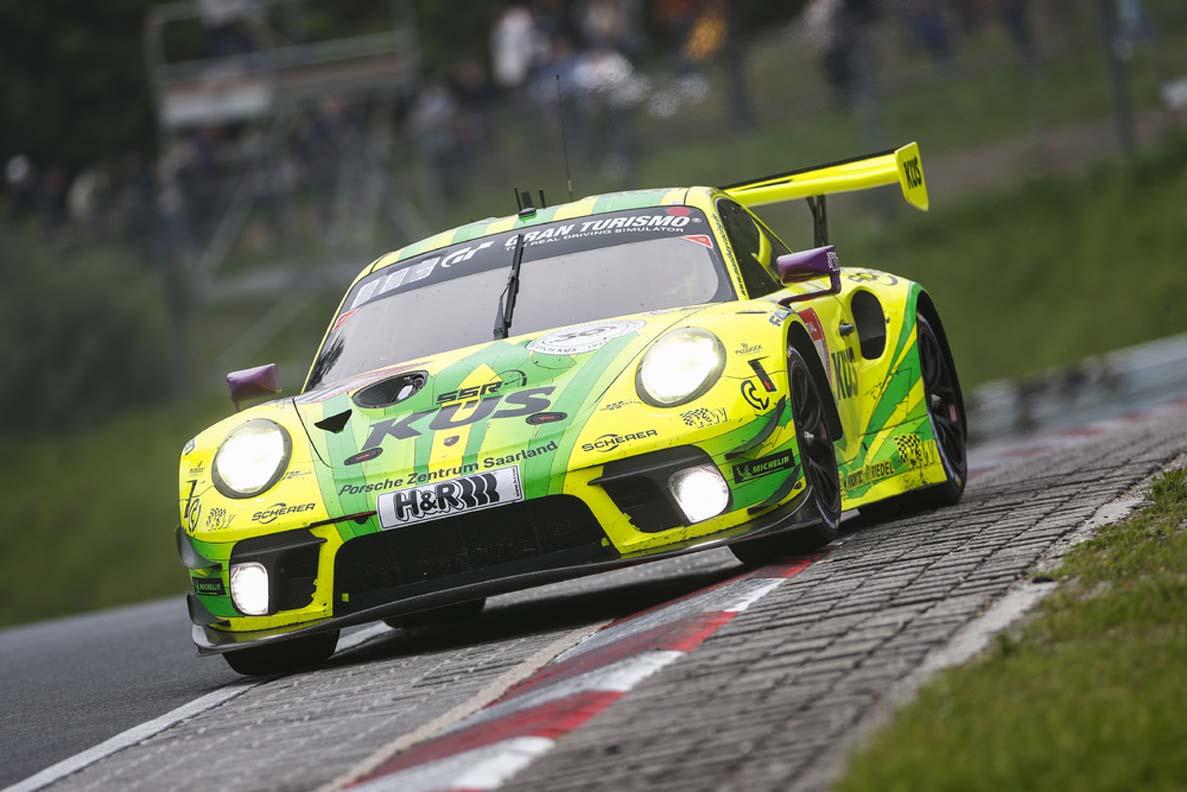 Porsche 911 GT3 R Wins In Manthey's Anniversary Year
