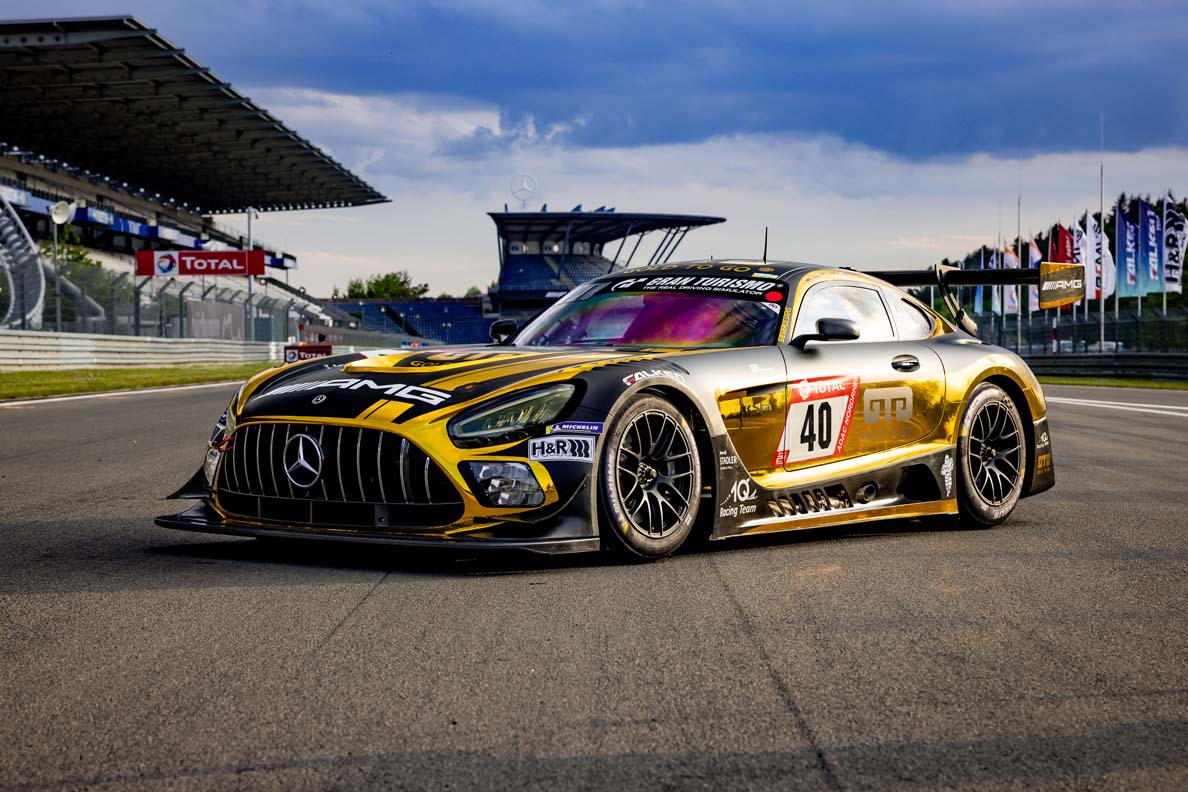 Mercedes-AMG Motorsport starting well prepared into season highlight at the Nürburgring