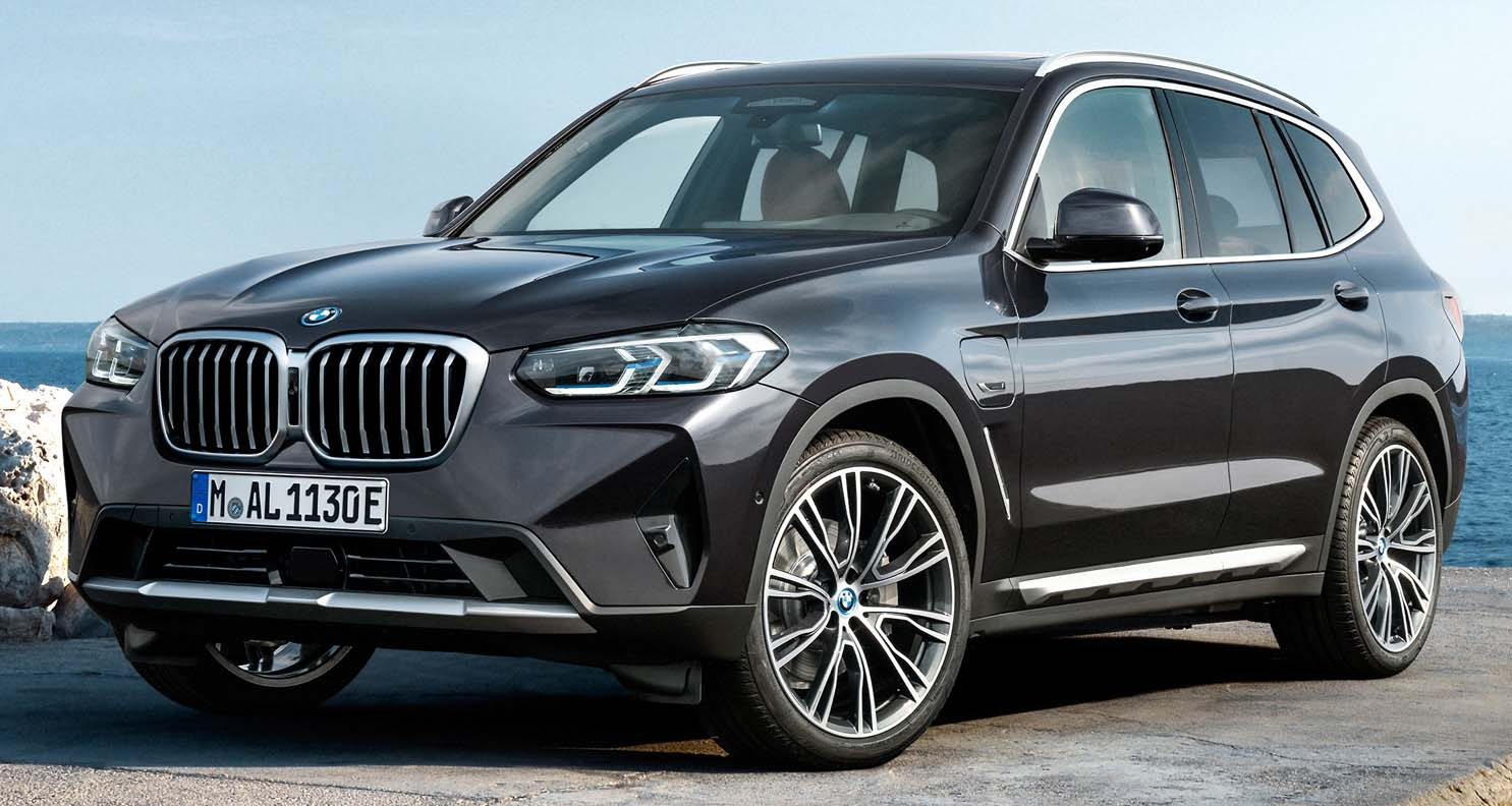 BMW X3 (2022) – Sportier, More Modern And More Digital