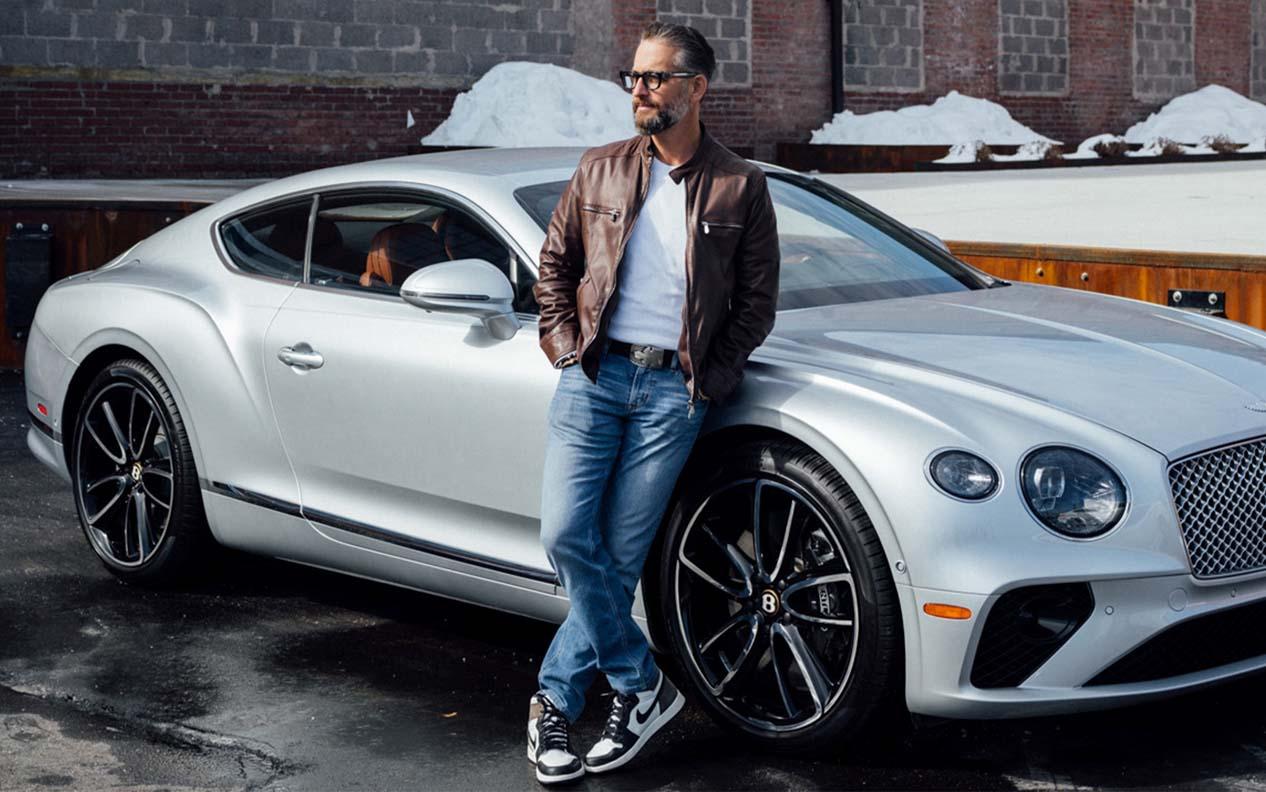 Bentley Announces Americas Inspiring Content Series Highlighting Remarkable Life Adventures