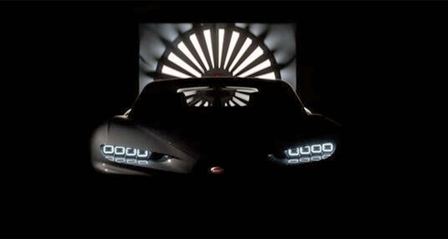 Bugatti Shares Exclusive Access To The Debut Of Its All-New Hyper Sports Car World Premiere